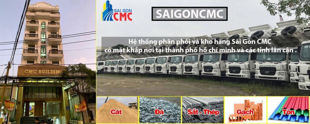 Vận chuyển vật liệu xây dựng ở thành phố Hồ Chí Minh