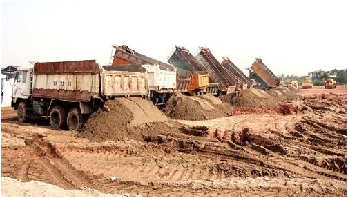 Cung cấp vật liệu xây dựng dự án địa ốc Fico