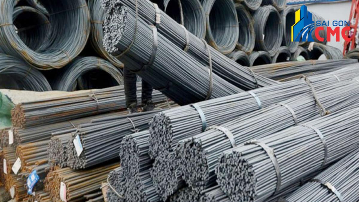Báo giá sắt thép xây dựng năm 2021