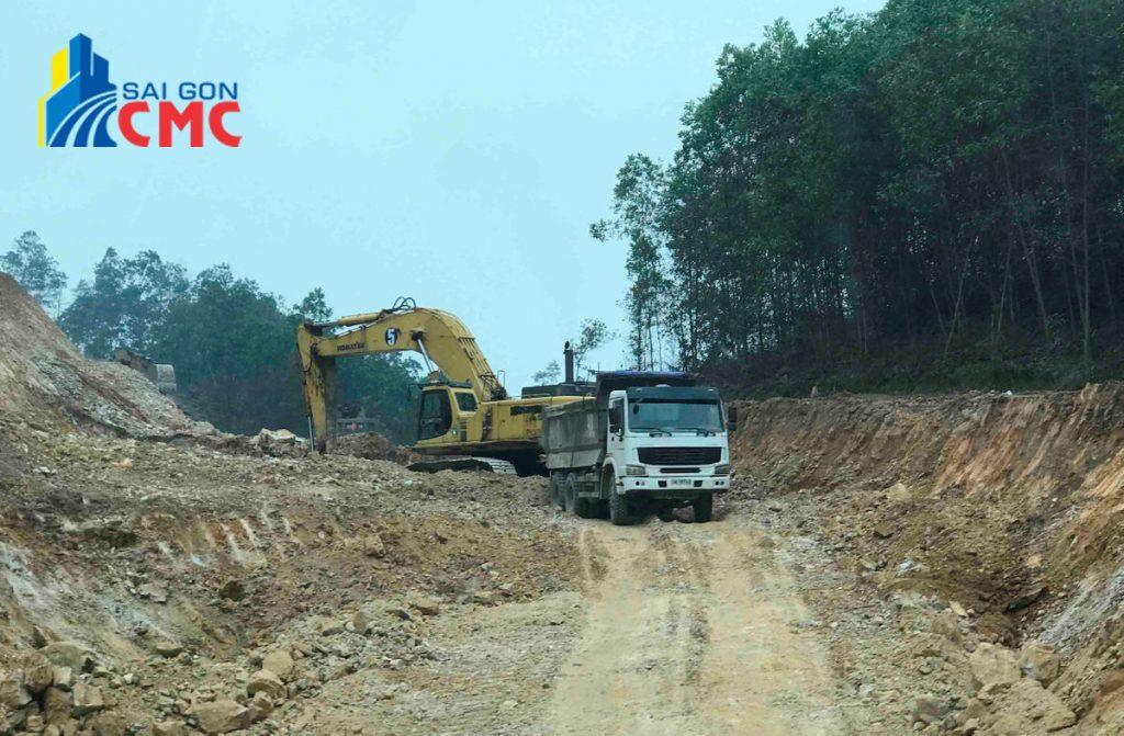 Công ty Sài Gòn CMC phân phối cát xây tô đạt chuẩn