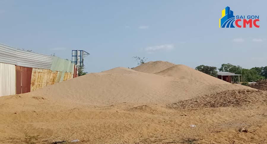 Bảng báo giá cát xây dựng tháng 9 tại Quận Tân Bình