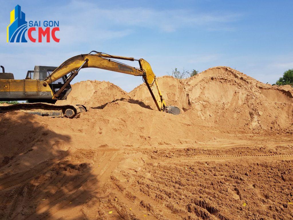 Bảng báo giá cát san lấp tại Quận 5 năm 2021