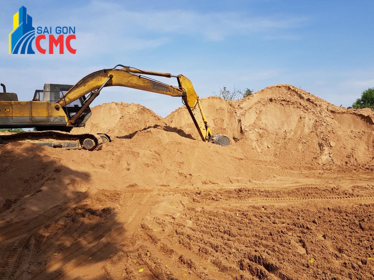 Bảng báo giá cát xây dựng tháng 9 tại Cà Mau