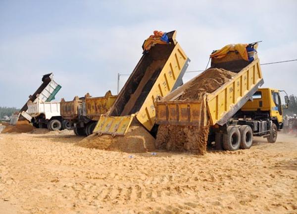 Bảng báo giá cát xây dựng quận 9 mới nhất: Sài Gòn CMC
