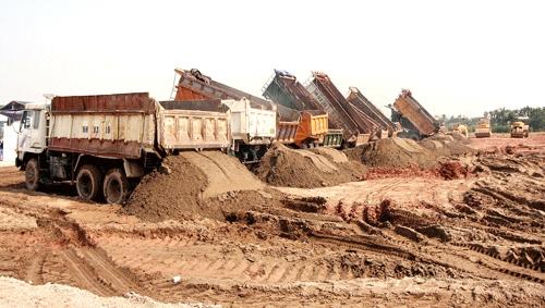 Báo giá cát xây dựng huyện Cần Giờ: