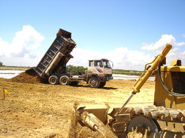 Cập nhật bảng báo giá cát xây dựng- Giá cát xây dựng quận 10