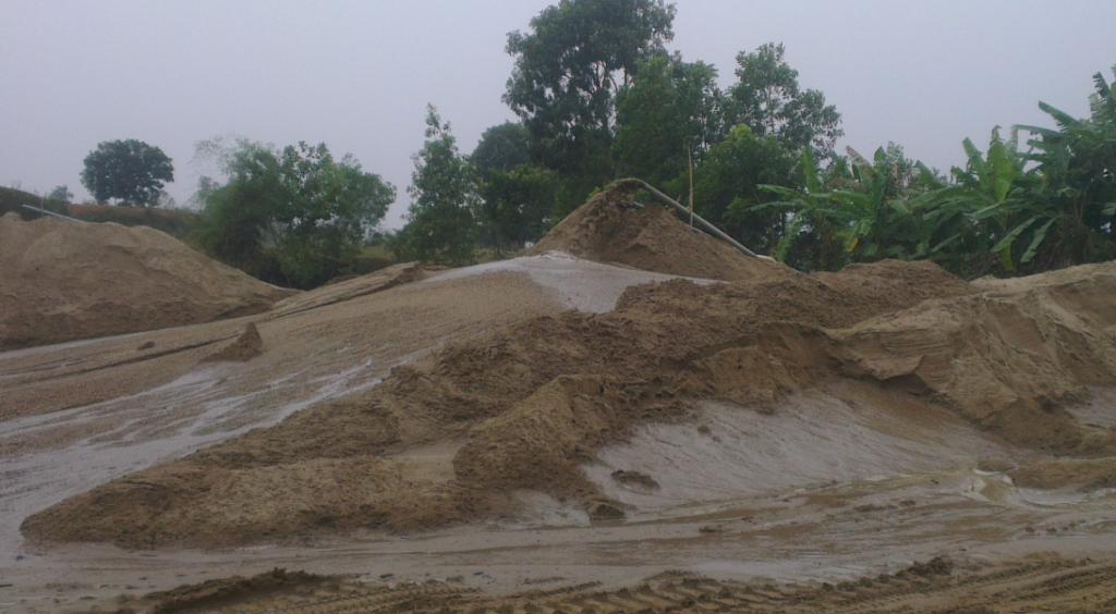 Cập nhật hàng ngày bảng giá cát xây dựng tại huyện Củ Chi: Sài Gòn CMC