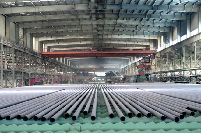 Công nghệ sản xuất vật liệu xây dựng tại Hóc Môn của Sài Gòn CMC