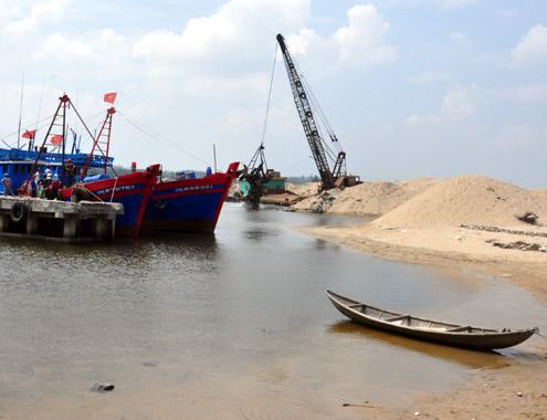 Công ty cung cấp cát xây dựng tại quân 3 tphcm