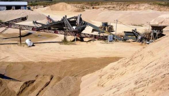 Công ty sản xuất và cung cấp cát xây dựng tại quân 4 tphcm