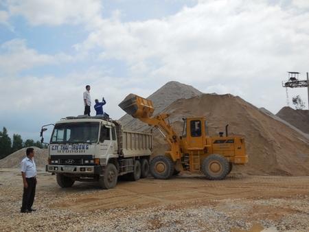 Địa chỉ công ty sản xuất, phân phối vật liệu xây dựng tại Bình Chánh