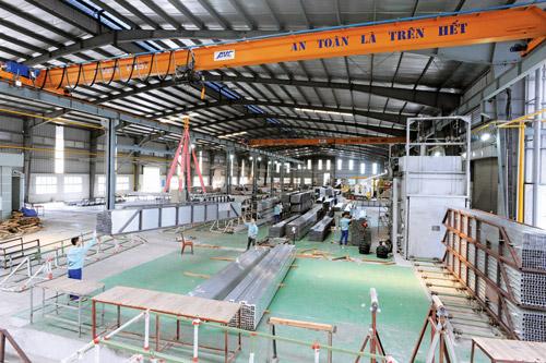Địa chỉ công ty sản xuất vật liệu xây dựng tại Bình Tân chất lượng cao