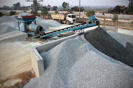 Đơn vị cung cấp và phân phối vật liệu xây dựng tại quân 6