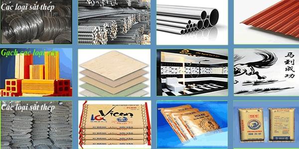 Đơn vị cung cấp và phân phối vật liệu xây dựng tại quân 9