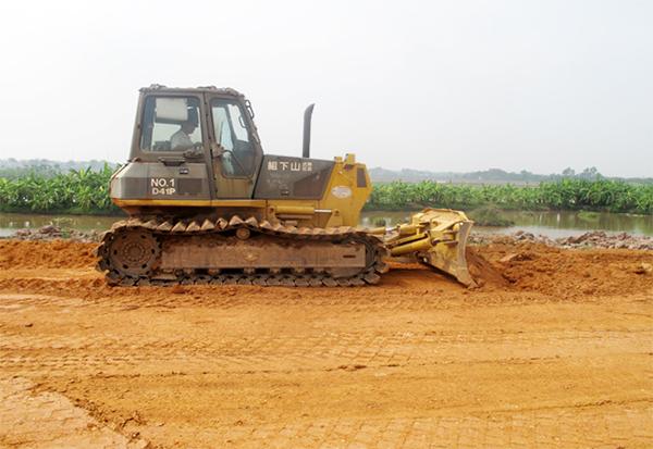 Sài Gòn CMC - Đơn vị san lấp mặt bằng chuyên nghiệp tại quận 2