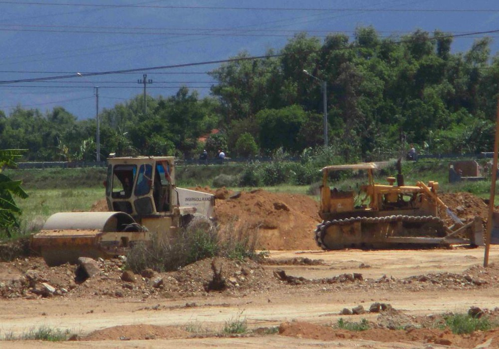 Sài Gòn CMC - Chuyên đơn vị dịch vụ thi công san lấp mặt bằng quận 6