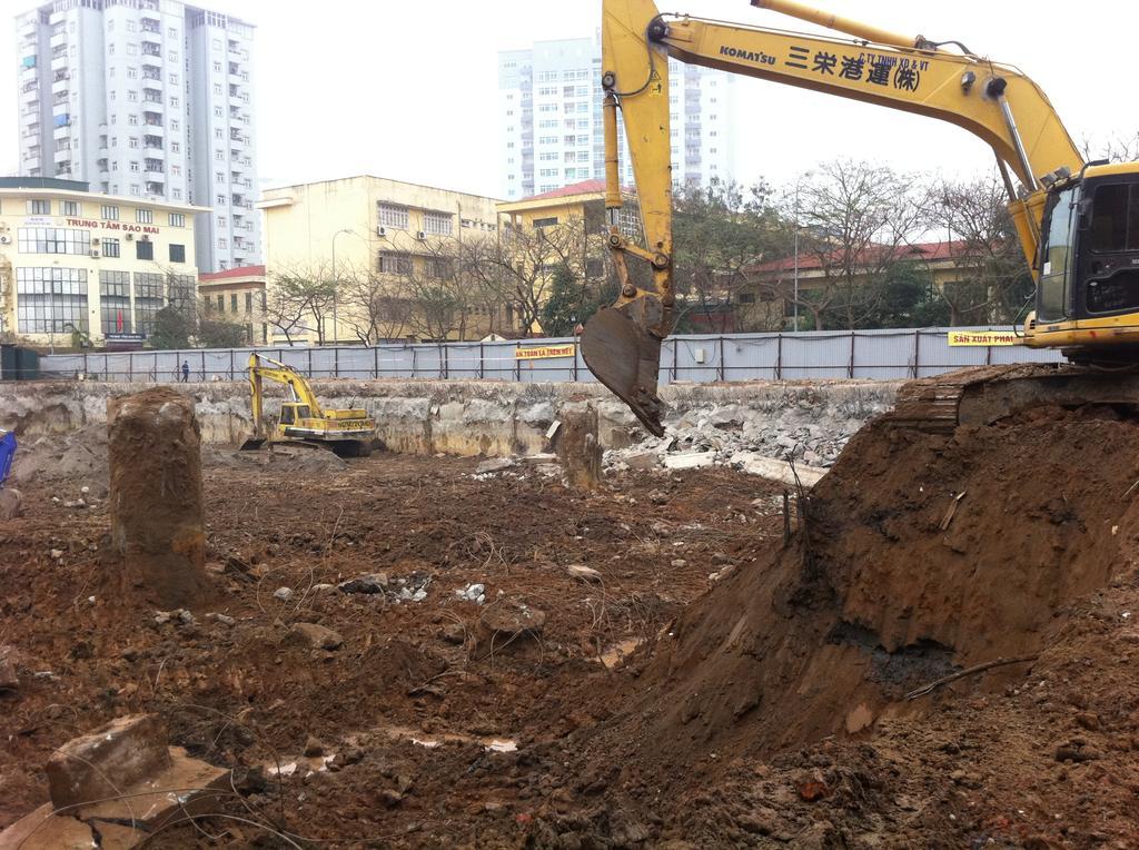 Đơn vị công ty dịch vụ san lấp mặt bằng xây dựng quận Gò Vấp