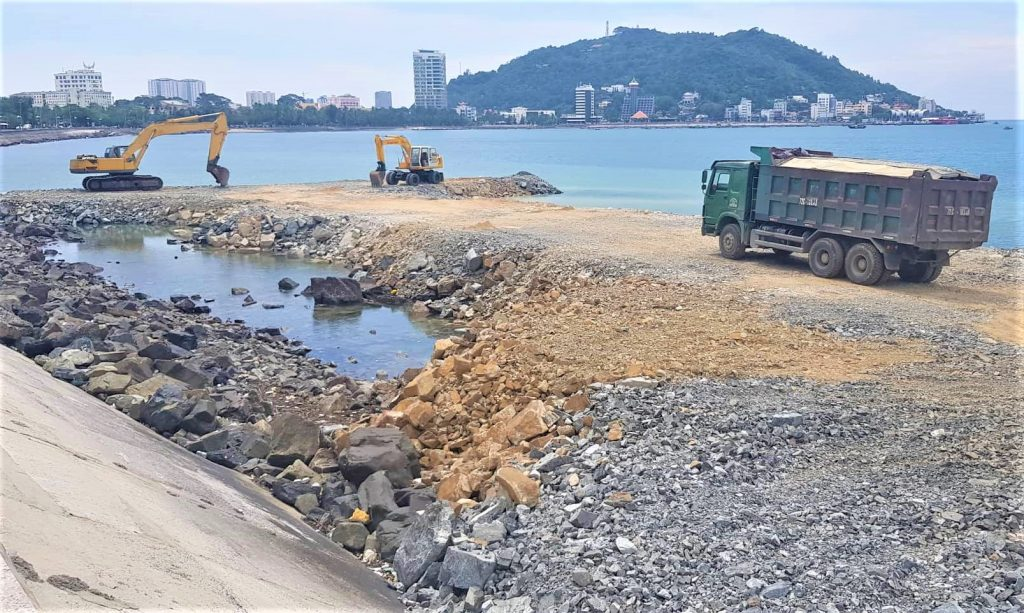 Đơn vị dịch vụ san lấp mặt bằng xây dựng tại quận Phú Nhuận