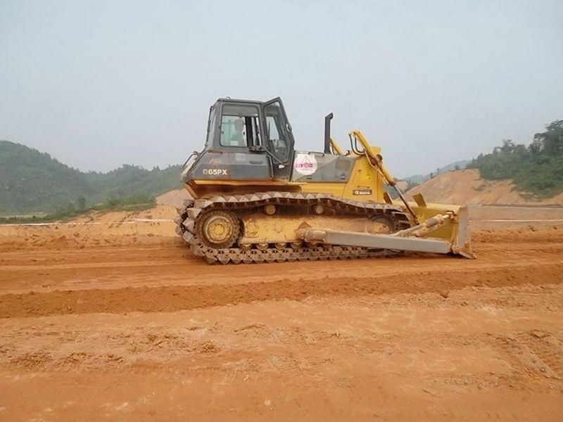 San Lấp mặt bằng công trình xây dựng giá rẻ tại quận Tân Phú