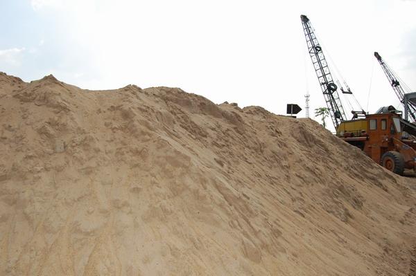 Giá cát xây dựng tại quận 12: Báo giá vật liệu xây dựng năm 2017