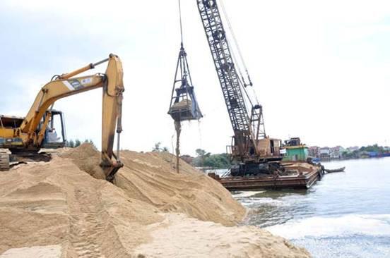 Giá vật liệu xây dựng- Bảng giá cát xây dựng tại quận Gò Vấp tphcm