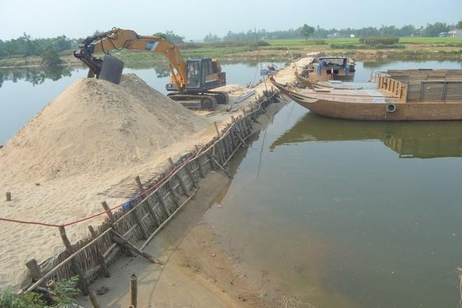 Nghiên cứu sử dụng cát nhiễm mặn ứng dụng vào xây dựng