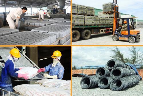 Nhà cung cấp và phân phối vật liệu xây dựng tại quận 5