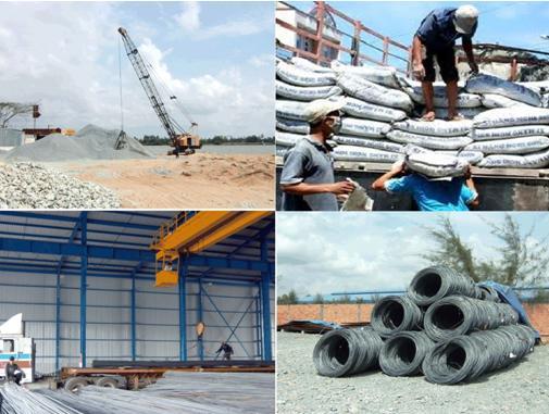 Nhà sản xuất, cung cấp vật liệu xây dựng tại quân 4 giá rẻ