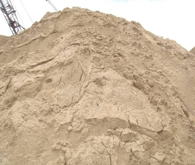 Nhà thầu xây dựng lo lỗ do giá cát tăng cao