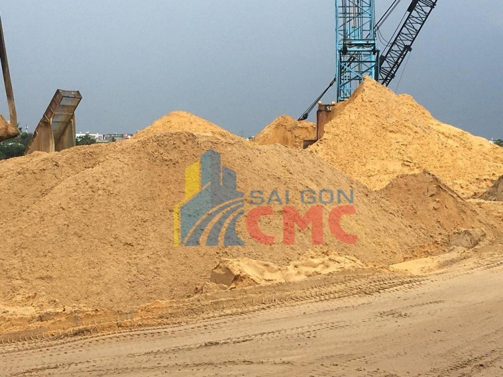 Đại lý uy tín chuyên cung cấp cát san lấp khu vực quận 12