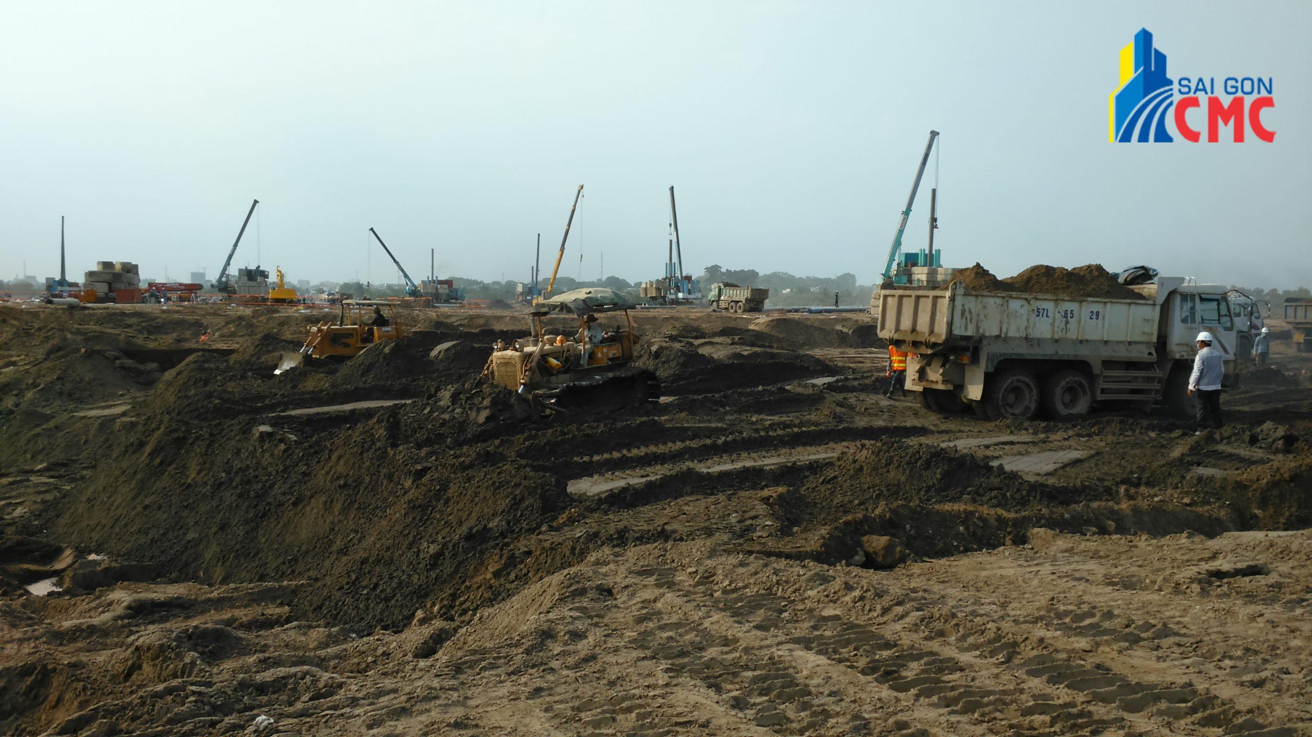 Sài Gòn CMC - Đơn vị cung cấp cát xây tô giá rẻ chất lượng