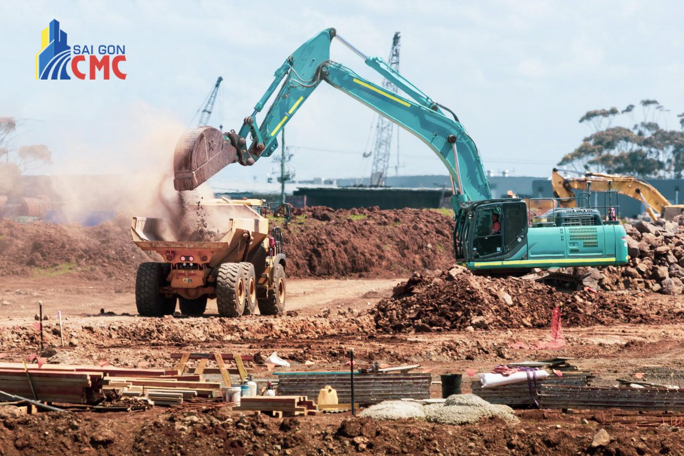 Mua cát xây dựng tại quận Tân Bình