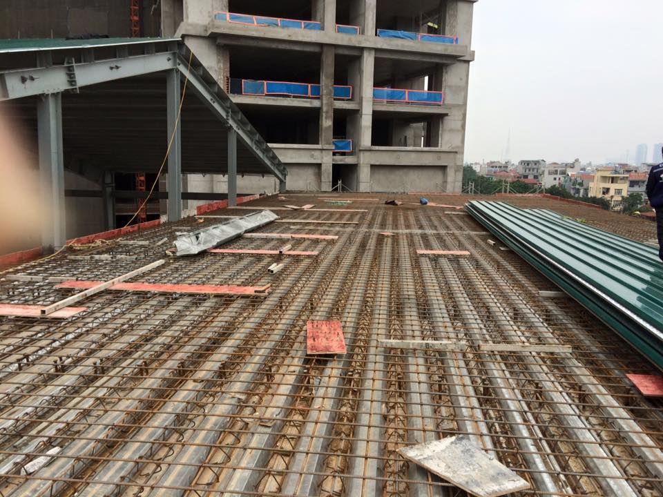 Chyên cung cấp, phân phối sắt thép xây dựng tại quận 8
