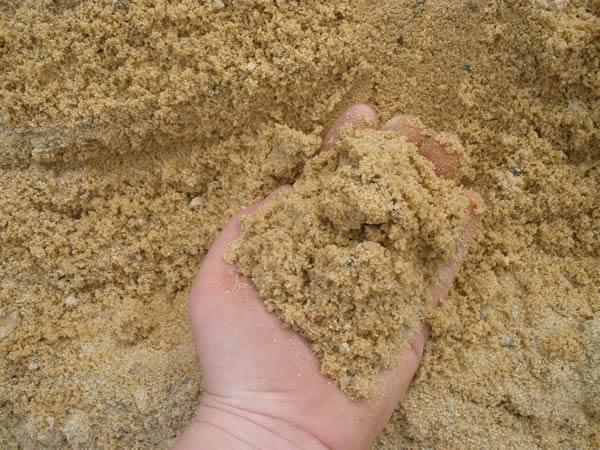 Thành phần của cát xây dựng – Hạt cát xây dựng
