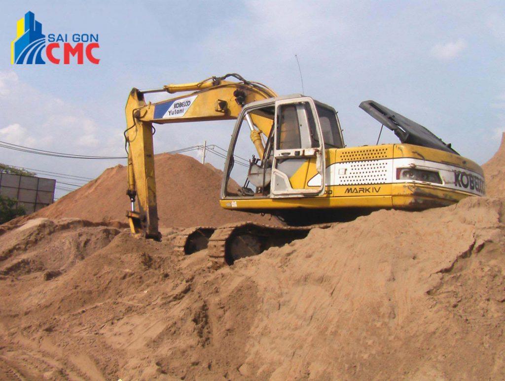 Giá cát san lấp tại Quận 6 năm 2021