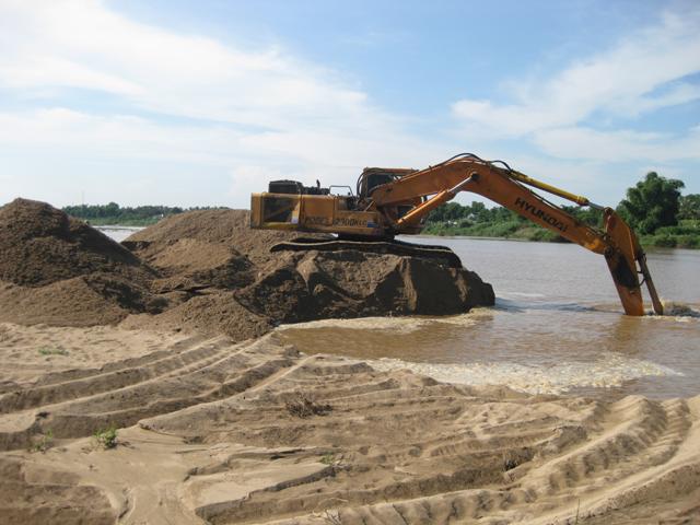 Thông tin đại lý phân phối cát san lấp tại quận Gò Vấp chất lượng tốt