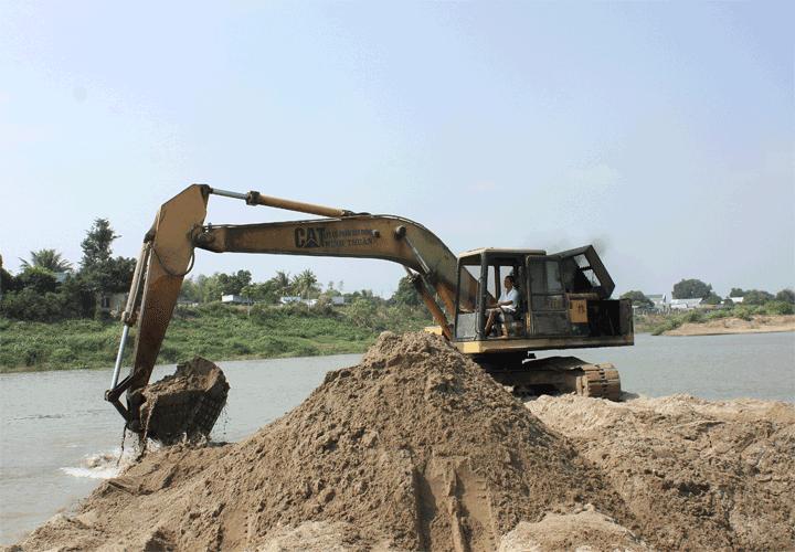 Thương hiệu uy tín cung cấp cát san lấp tại khu vực quận Thủ Đức