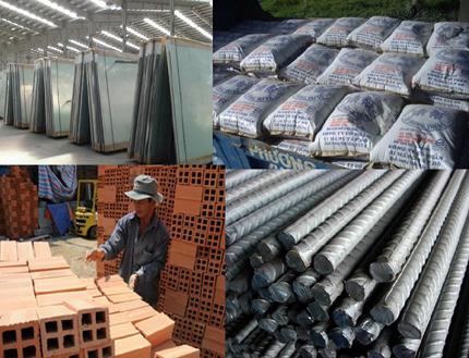 Vật liệu xây dựng - Sản xuất, cung cấp vật liệu xây dựng cao cấp