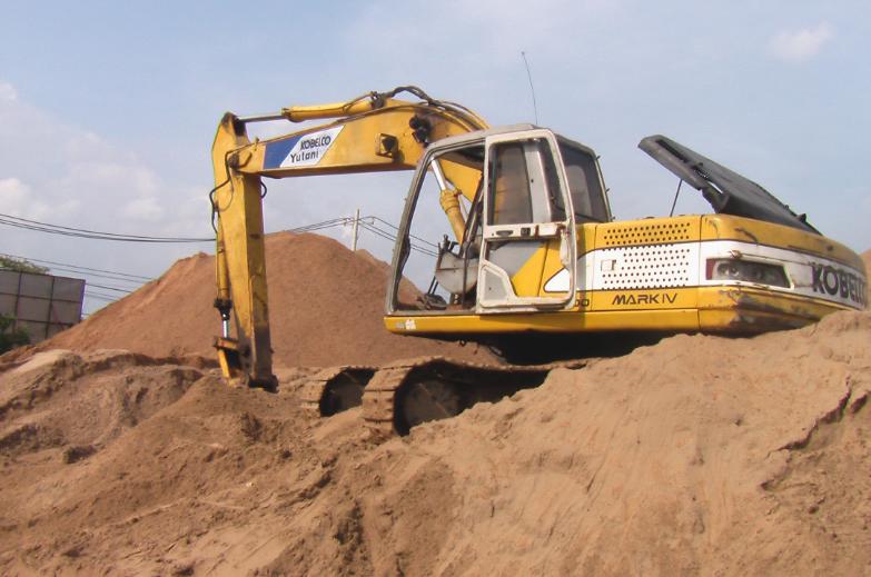 Xem báo giá cát xây dựng tại Hóc Môn: Cập nhật giá vật liệu xây dựng hàng ngày