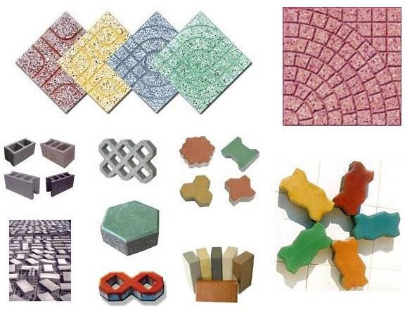 Các loại gạch block