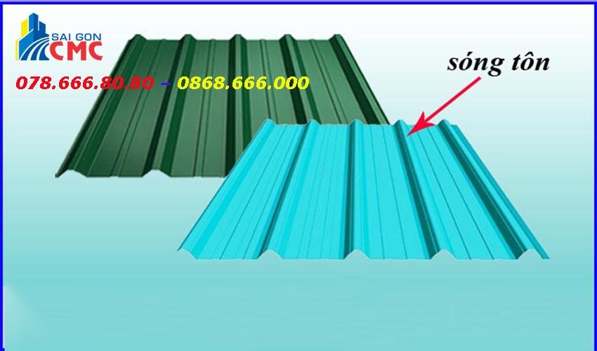 Các công đoạn nào tạo nên sản phẩm tôn 5 sóng Hoa Sen chất lượng vượt trội?