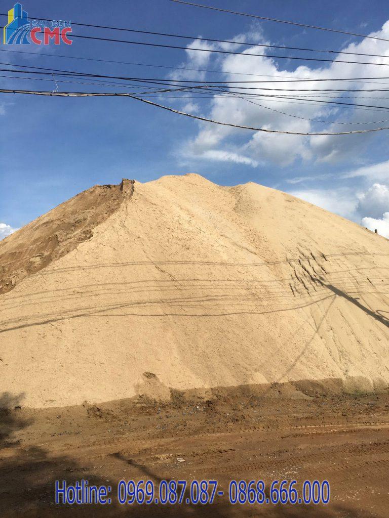 Địa chỉ cung cấp cát xây dựng uy tín trên thị trường