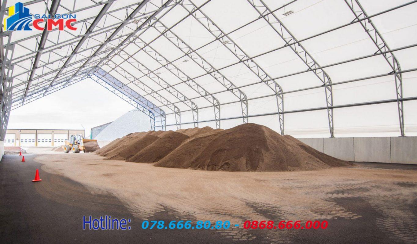 Bảng báo giá cát xây tô Sài Gòn CMC năm 2021 tại Quận 2