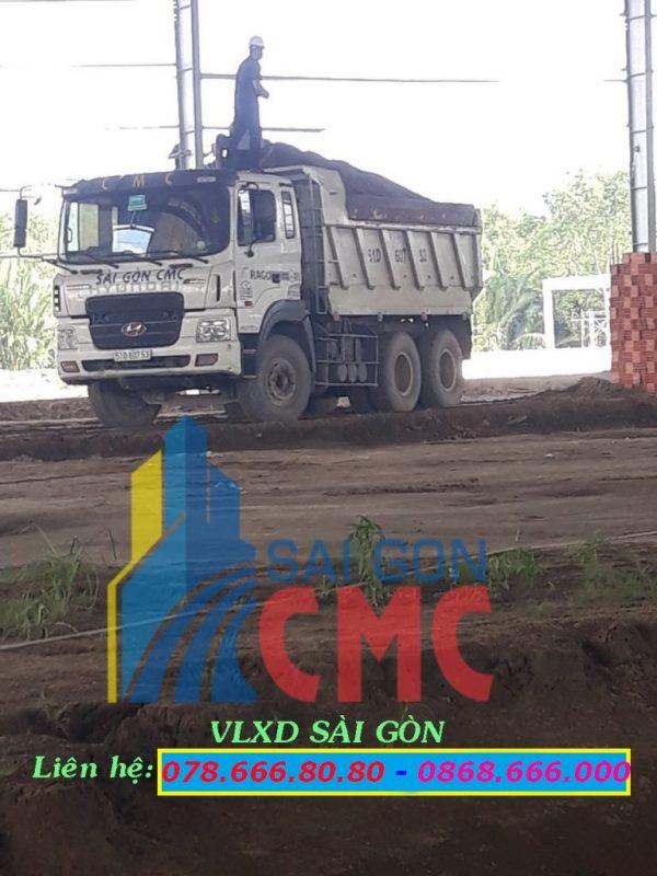 Bảng báo giá cát xây tô Sài Gòn CMC năm 2021 tại Quận 4