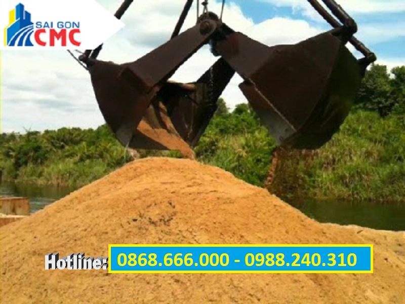 Địa chỉ cung cấp cát bê tông rửa uy tín
