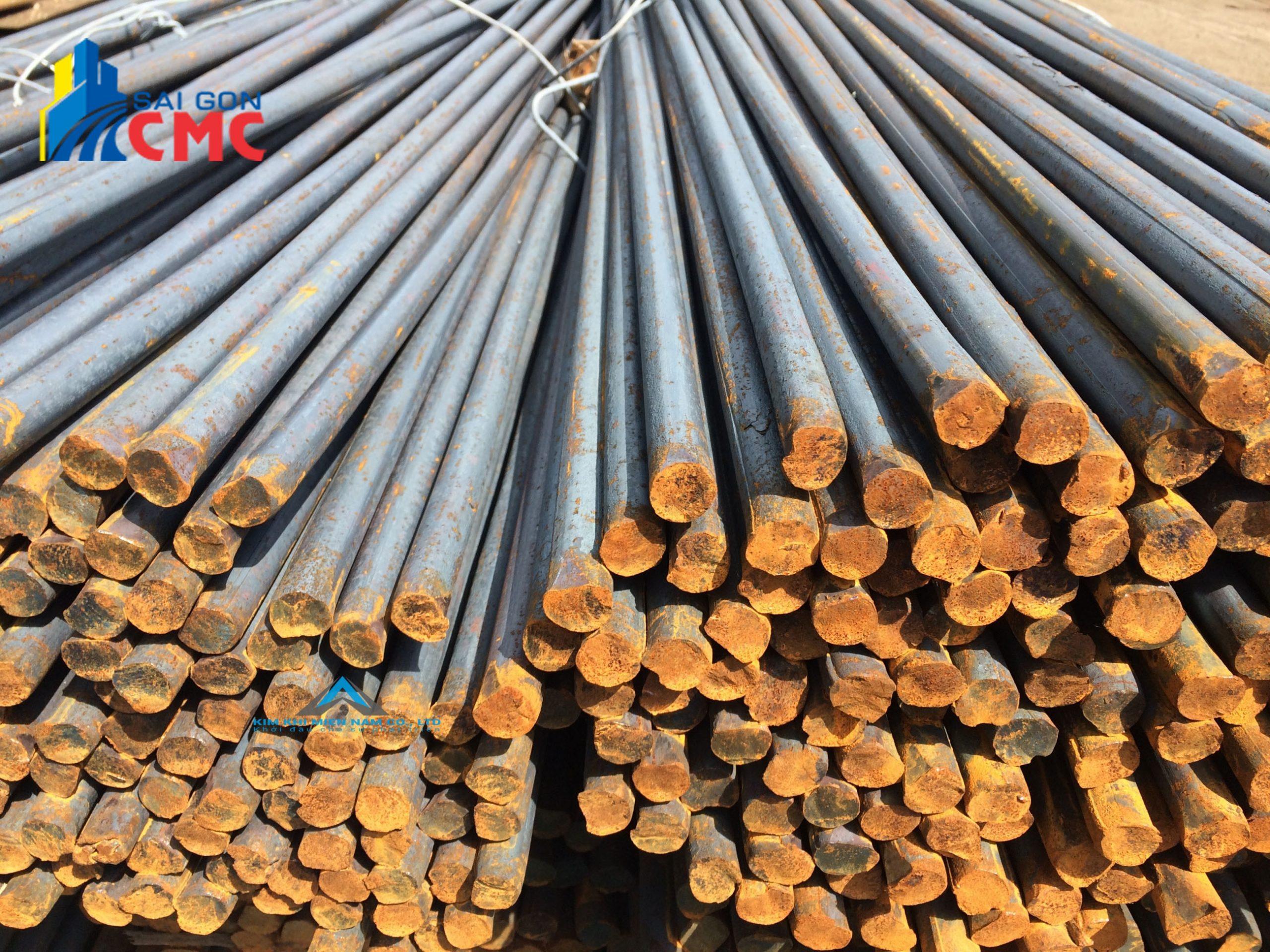 Sài Gòn CMC chuyên cung cấp, phân phối thép tròn trơn Pomina