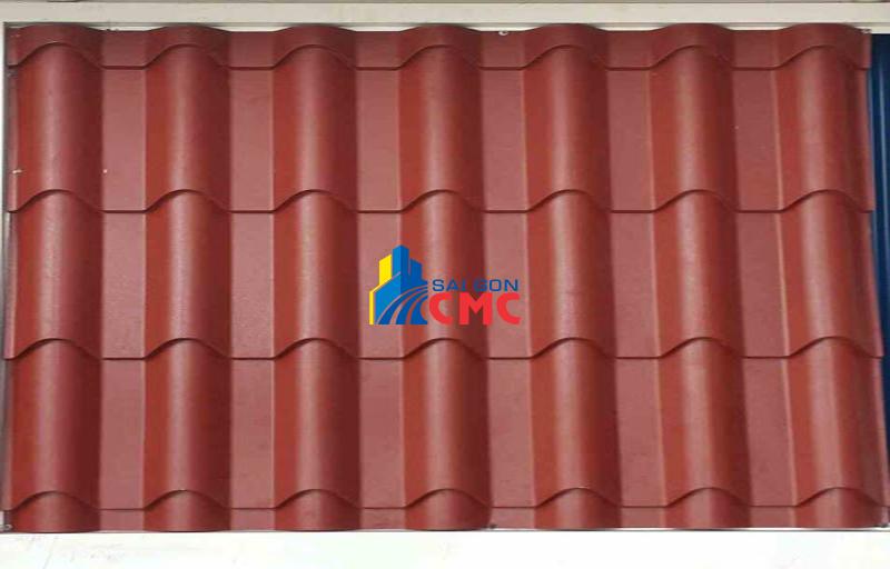 Quy trình cung cấp tôn lạnh Hòa Phát tại vật liệu xây dựng CMC