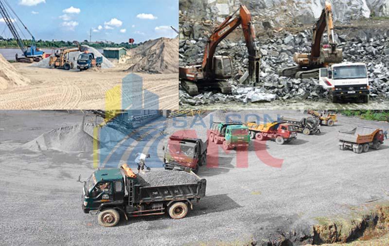 Địa chỉ mua bán cát đá xây dựng uy tín
