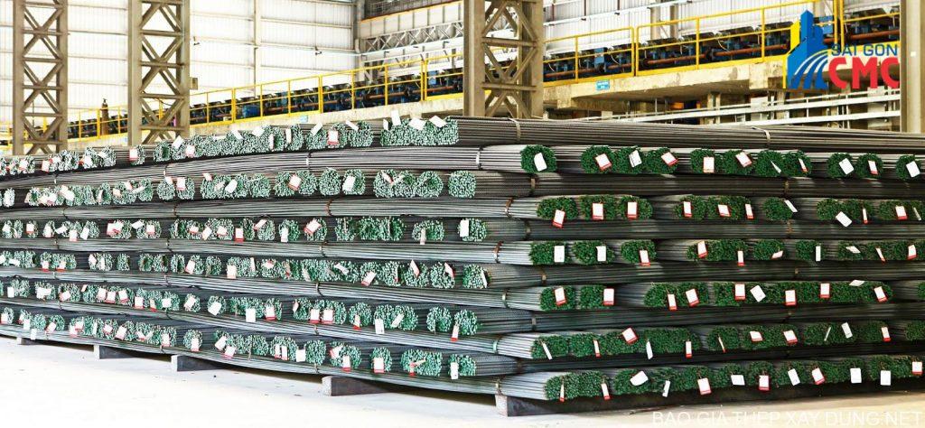Bảng báo giá sắt thép xây dựng tại tỉnh Thái Bình