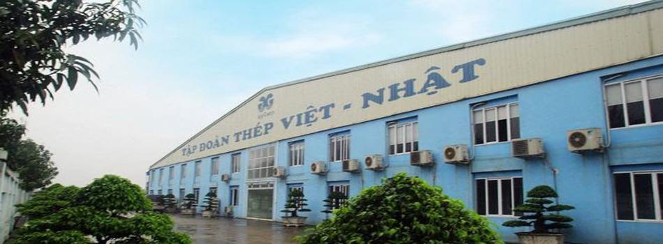 Giới thiệu công ty thép Việt Nhật